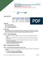 2.2.1.4 Packet Tracer - Configuring SSH Instruction - IG.pdf