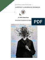 LAS VANGUARDIAS ARTÍSTICAS Y LA INFLUENCIA DEL PSICOANÁLISIS.  Dr. ADOLFO VÁSQUEZ ROCCA