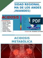 (7) Acidosis