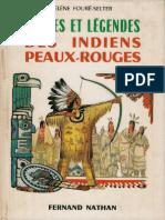 Fouré-Selter Hélène - Contes Et Légendes Des Indiens Peaux-Rouges