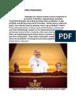 Trzy Głosy o Papieżu Franciszku