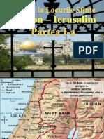Pelerinaj Ierihon - Ierusalim