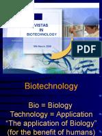 Biotech Lecture Development