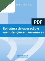 Estrutura Operacao Manutencao Aer