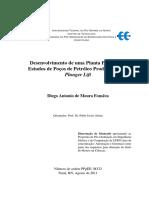 123dok Desenvolvimento de Uma Planta Piloto Para Estudos de Pocos de Petroleo Produzindo Por Plunger Lift
