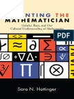 Inventing the Mathematician [Hottinger]