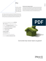 FibreC Sustainability