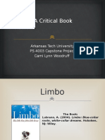 limbo-critical book review presentation