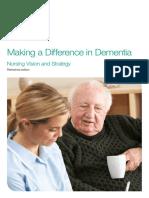 Dementia Nursing Strategy