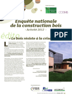 FBF Observatoire Construction Bois 2013