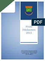 Profil Dikdasmen 2015