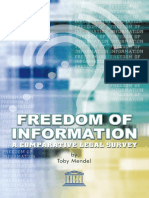 Freedom of Information , Legal Survey.pdf