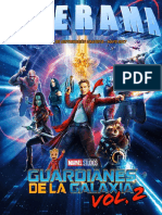 Guardianes de la Galaxia Vol. 2 - Revista Cinerama