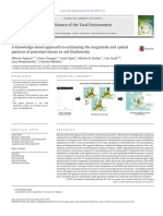 A Knowledge-based Approach to Estimating the Magnitude and Spatial 2016