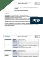 PT-EF-01 Protocolo de Limpieza y Desinfeccion E.d 2
