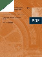 Crisis Cambiarias y Políticas de Intervención en España, 1880-1975