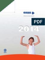 ASISA-Informe de Actividades 2014