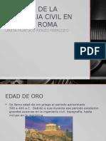 Historia de La Ingenieria Civil en Grecia y Roma