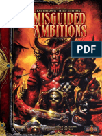 Ed3 Misguided Ambitions