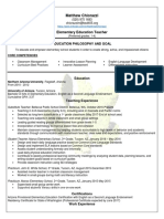 resume  updated as of march 2017