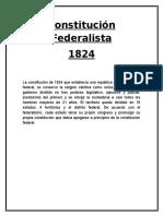 Constitución Federalista
