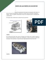 Reconocimiento de Las Partes de Un Motor