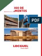 Catalogo de Equipamentos Locguel