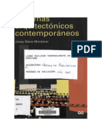 2008 - Sistemas Arquitectónicos Contemporáneos