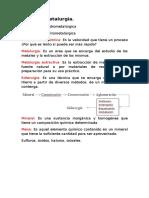 Guía Pirometalurgia