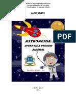 Projeto Astronomia