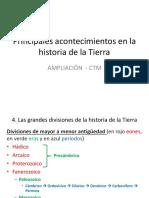 Principales Acontecimientos en La Historia de La Tierra Ampliacic3b3n (1)