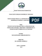 creación y implementacion de un estudio contable