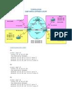 Configuración TOPOLOGIA