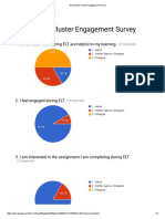 enrichment cluster student survey