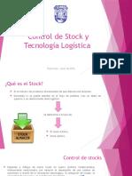 Control de Stock y Tecnología Logística