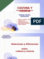 Cultura vs Ciencia