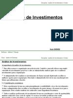 Analise de Investimentos-Aula18 09
