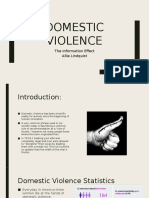 domestic violence weebly