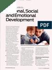 parent social development