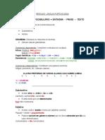 Resumo Lpo III - n1
