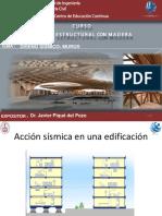 Diseño Sísmico Madera UNI