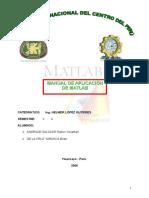 Manual de Aplicación de Matlab Ruben Andrade