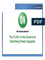 OnSemi The TL431 in the control of Switching Power Supplies.pdf