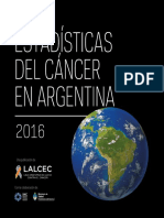 Estadistica Del Cancer