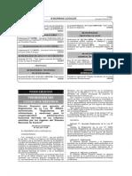 Ds_023-2011-Pcm__reglamento de La Ley 29622