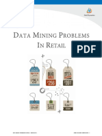 Data Mining Problems in Retail