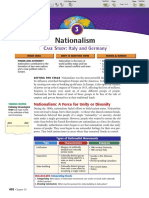nationalism case study italy and germany