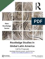 Routledge Studies in Global Latin America
