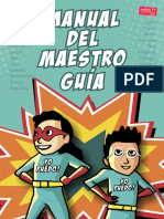 Manual Del Maestro Guia 2016