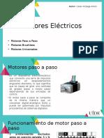 Motores PAP,Brushless,Universal